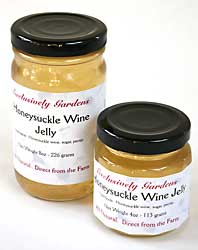 Honeysuckle Wine Jelly